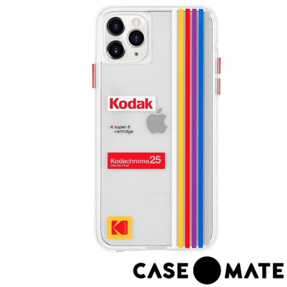 美國Case-Mate iPhone 11 Pro Max 柯達聯名款防摔殼 - 透明