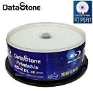 DataStone A+ 藍光 4X BD-R DL 50GB 亮面相片滿版可印X25片