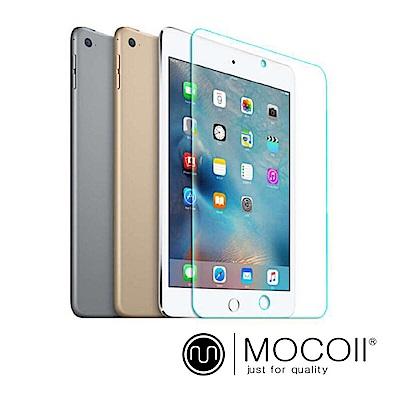 Mocoll - 2.5D 9H 鋼化玻璃膜 - iPad mini 4