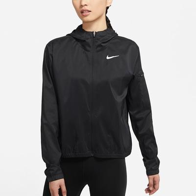 NIKE 外套  連帽外套 風衣 運動 慢跑 女款 黑 DH1991010 AS W NK IMP LGHT JKT HD