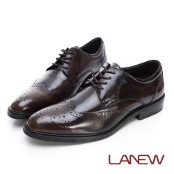 LA NEW Q Lite 經典紳士德比鞋(男224033321)