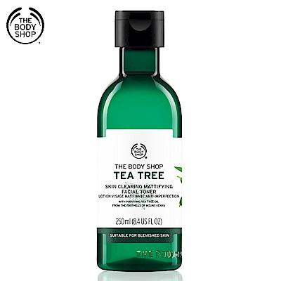 The Body Shop 茶樹淨膚調理水-250ML