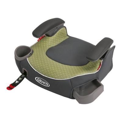 【Graco】AFFIX 幼兒成長型無背輔助汽車安全座椅