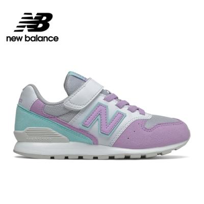 【New Balance】童鞋_中性_淺紫_YV996PLQ-W楦