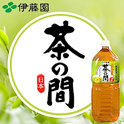 伊藤園 茶之間綠茶飲料(2L)
