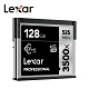 Lexar 3500x CFast 2.0 記憶卡 128GB 公司貨 product thumbnail 1