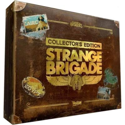 異國探險隊 收藏版 Strange Brigade Collector s Edition - XBOX ONE 中英文美版