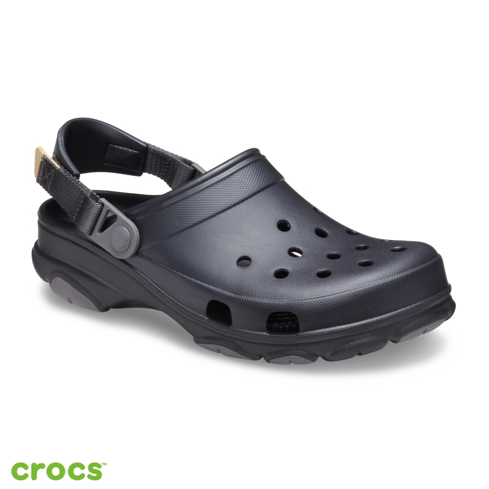 Crocs卡駱馳 (中性鞋) 經典特林克駱格 206340-001