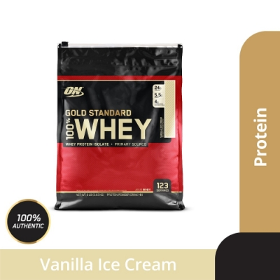 [美國 ON] 金牌 WHEY 乳清蛋白(7.6磅/袋)