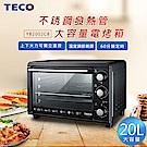 TECO東元 20L電烤箱 YB2002CB
