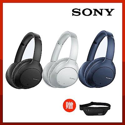 SONY 無線降噪耳罩式耳機 WH-CH710N (公司貨)