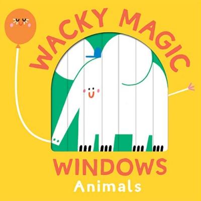 Wacky Magic Windows: Animals 百葉窗操作書:動物篇