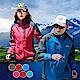 【Effect】防風保暖男女刷絨衝鋒連帽外套(女款/3色可選)