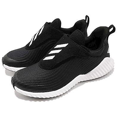 adidas 慢跑鞋 FortaRun AC K 童鞋