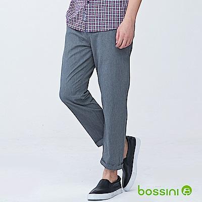 bossini男裝-潮流及踝褲02霧灰