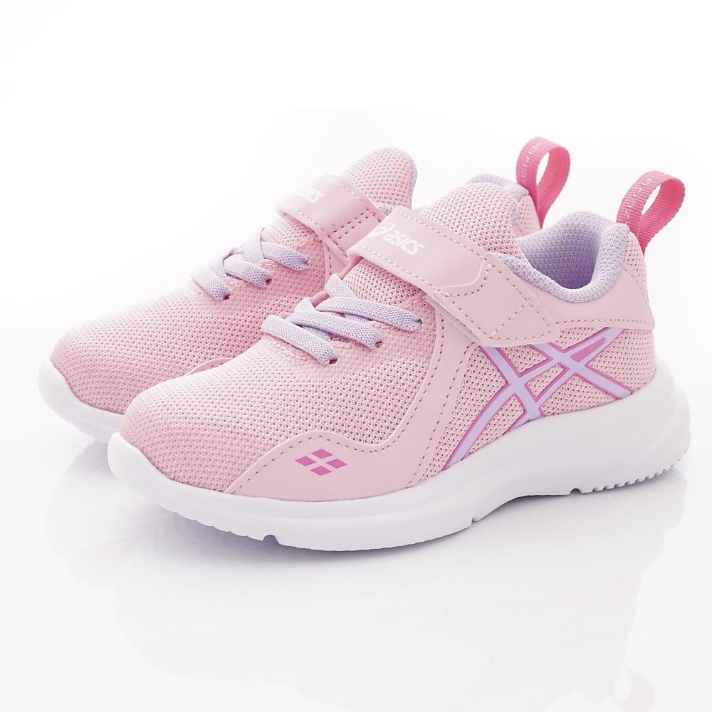 asics競速童鞋 超輕量慢跑款 54A056-700粉(中大童段)