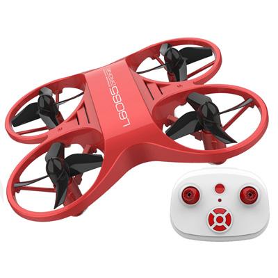 《旭日狂風》室內專用19cm紅外線遙控4D翻滾無人機
