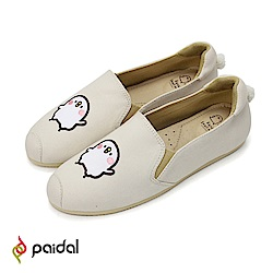 Paidal x 卡娜赫拉的小動物 P助懶人鞋