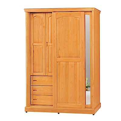AS-迪克5x7尺衣櫥-150x60x205cm