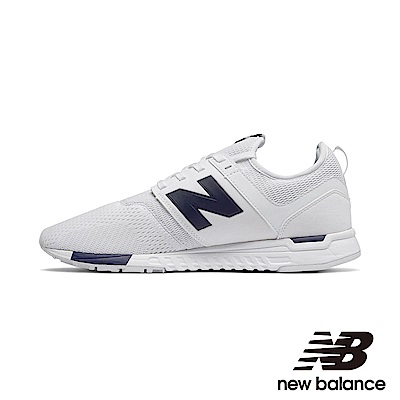 New Balance 復古鞋 MRL247WG 中性 白