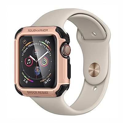 Spigen Watch Series 4 44mm Tough Armor 保護殼