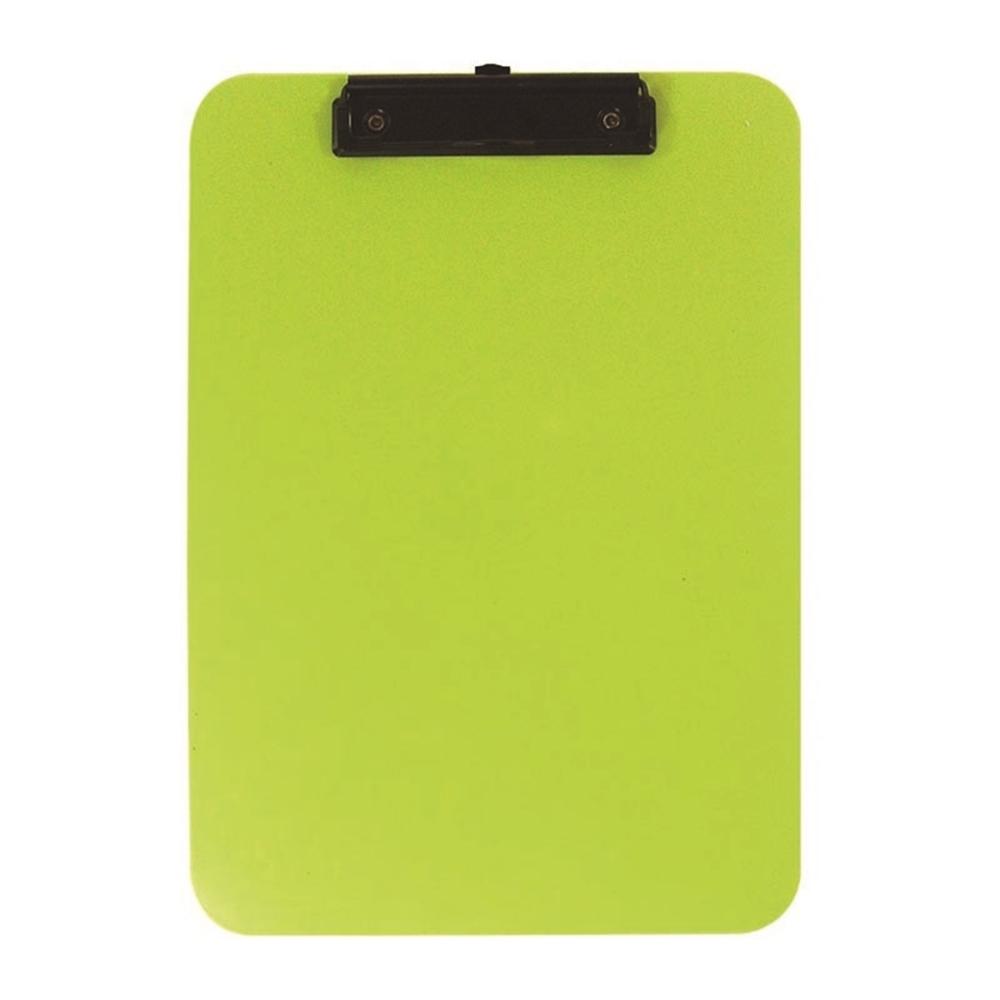 【ABEL】A4綠色超耐摔板夾