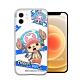東映授權正版 航海王 iPhone 12 mini 5.4吋 透明空壓手機殼(封鎖喬巴) product thumbnail 1