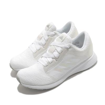adidas 慢跑鞋 Edge Lux 4 運動休閒 女鞋 愛迪達 路跑 緩震 透氣 穿搭推薦 白 灰 FW9259