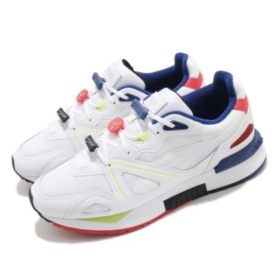 Puma 休閒鞋 Mirage Mox Decor8 男女鞋 復古 緩震 百搭 運動風 情侶鞋 白 藍 38051401