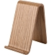 《CreativeTops》質樸木製手機架 product thumbnail 1