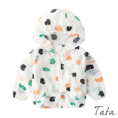 童裝 彩色大象外套 TATA KIDS