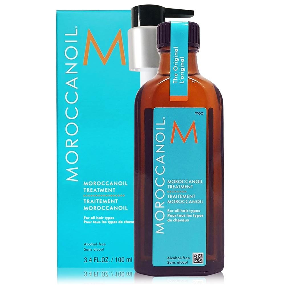 MoroccanOil 摩洛哥優油100ml(原廠公司貨)