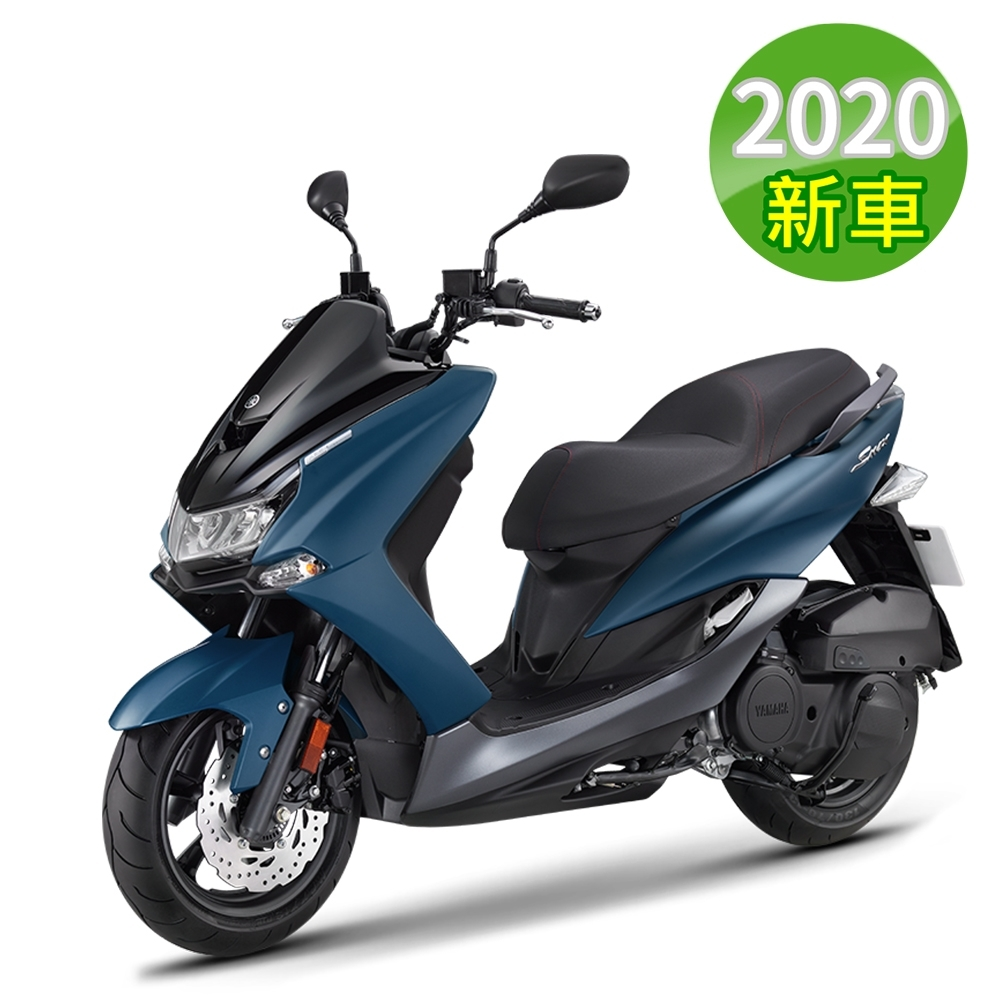 YAMAHA山葉 SMAX155 ABS版-2020年-藍灰
