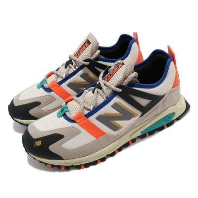 New Balance 休閒鞋 X Racer 運動 男女鞋 紐巴倫 情侶穿搭 舒適 簡約 球鞋 米白 灰 MSXRCTCED