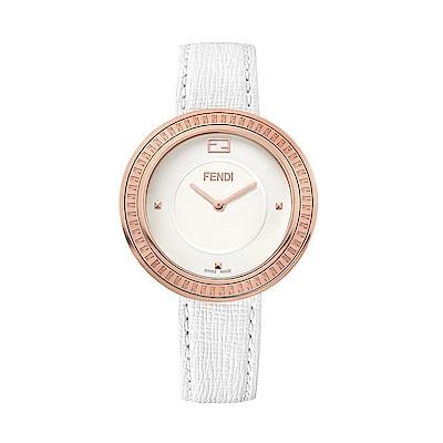 FENDI MY WAY獨特魅力時尚腕錶/F 350534041