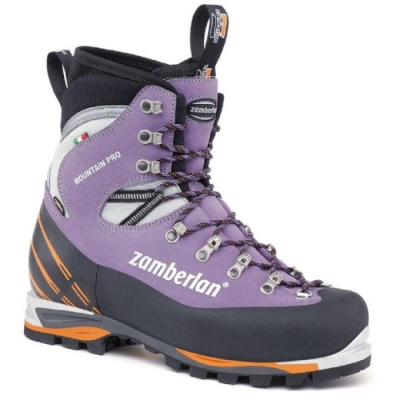 Zamberlan 2090 重裝登山靴/冰攀靴 女款 薰衣草