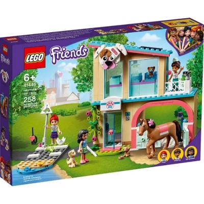 樂高LEGO Friends系列 - LT41446 心湖城獸醫診所