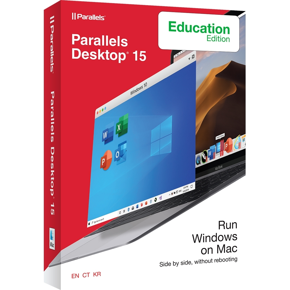 Parallels Desktop 15 for Mac教育版