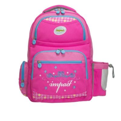 【IMPACT】怡寶成長型護脊書包-飛躍系列-粉紅 IM00362PK