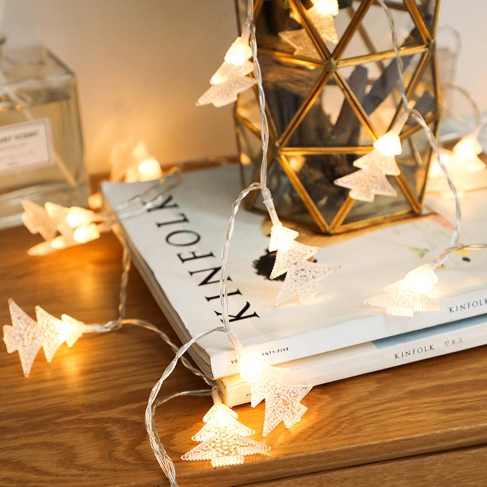 半島良品 3米節慶風聖誕新年布置LED燈串/2款/交換禮物/空間布置