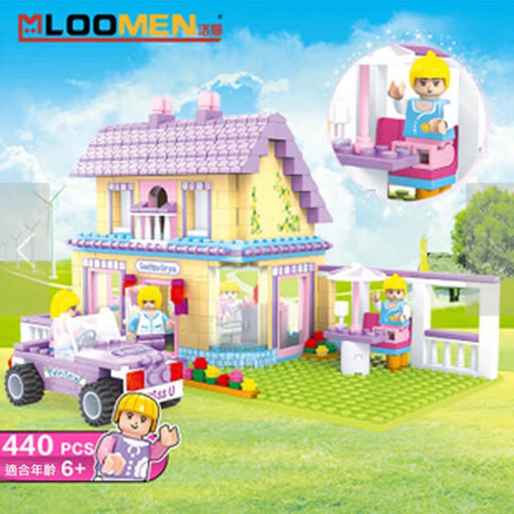 親親寶貝 高質感豪華益智玩具積木_歡樂聚會培養專注力與創造力的優質玩具