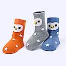 JoyNa 兒童純棉卡通中筒襪-六雙入
