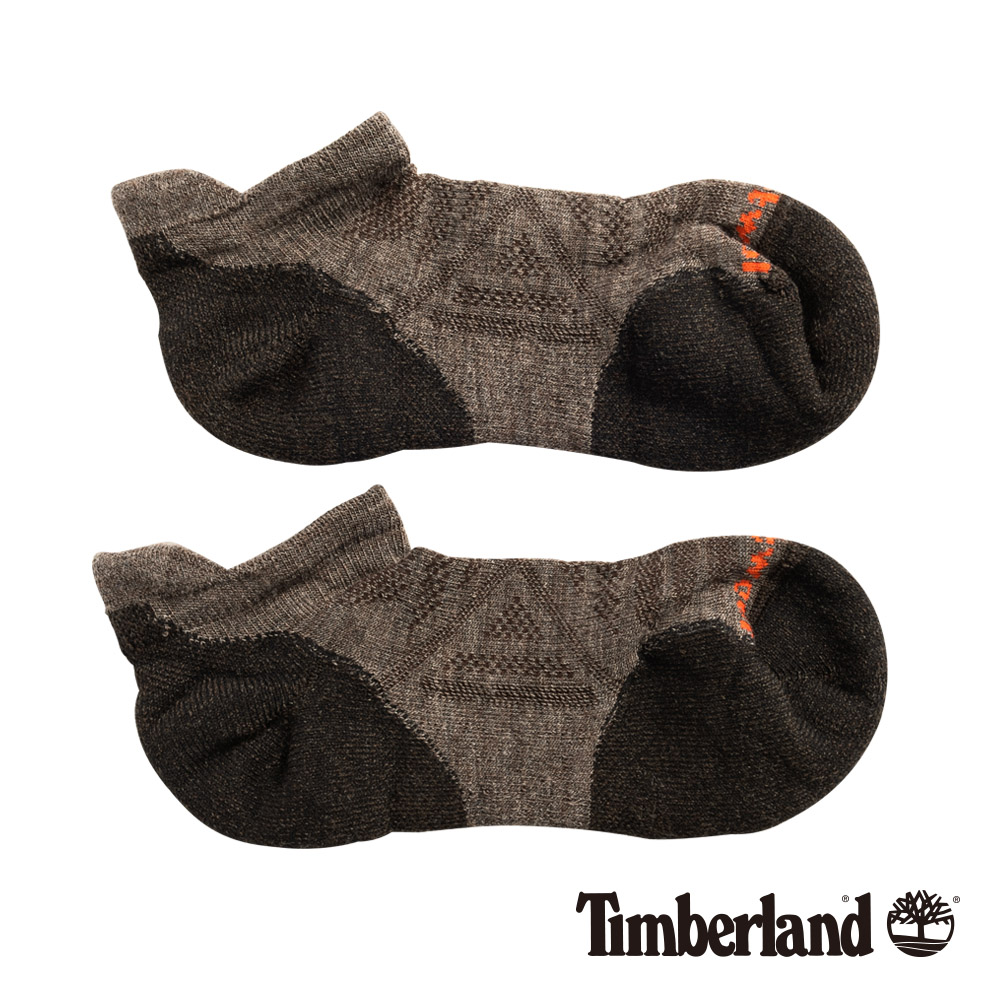 Timberland 男款灰褐色短襪|01065 product image 1