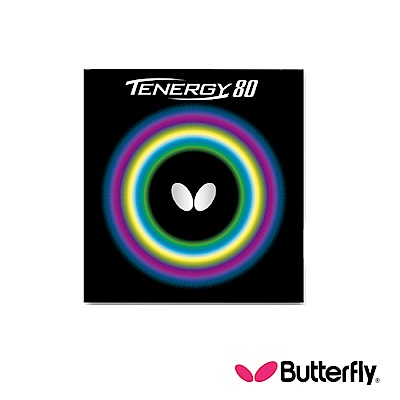 BUTTERFLY TENERGY 80 選手級 膠皮 05930