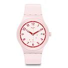 Swatch SISTEM BLUSH 甜心時刻手錶