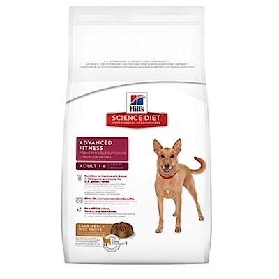 希爾思 成犬優質健康配方 羊肉+米《原顆粒》3KG【1114HG】