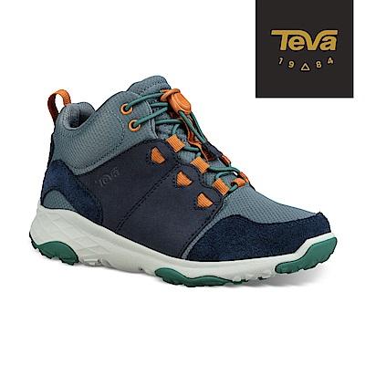 TEVA 童 Arrowood 2 WP 中筒休閒鞋 海軍藍