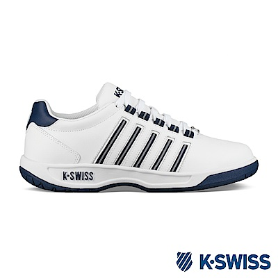 K-SWISS Court Pacoima休閒運動鞋-男-白/藍