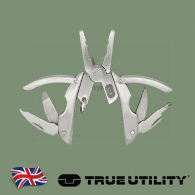 【TRUE UTILITY】 英國多功能甲蟲造型刀鉗工具組SCARAB