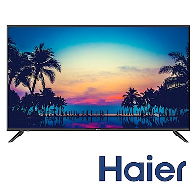 Haier海爾 55型 4K LED液晶顯示器 55K6500U
